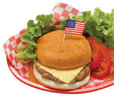 Integrated Food Services Burgers